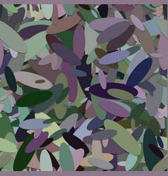 Seamless ellipse background pattern - graphic vector