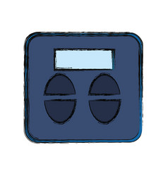 weight control body vector image