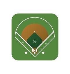 Baseball league icon sport design graphic vector