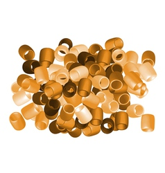Beads cut out2 vector