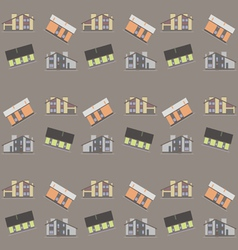 Architectural Pattern Seamless vector image vector image