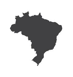 Federative republic of brazil vector