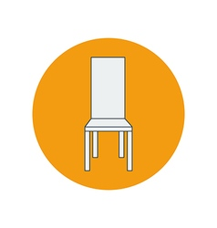 Chair armchair vector