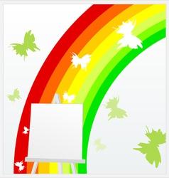 Rainbow vector