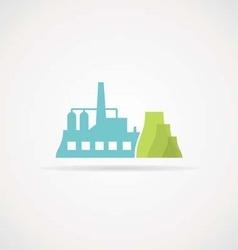 Industry4 vector image vector image