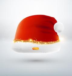 Santa Hat Ornament vector image vector image