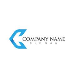 G letter logo template design vector