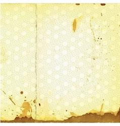 Old grunge wallpaper vector image