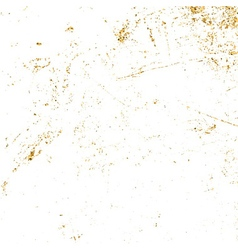 Light grunge gold white vector