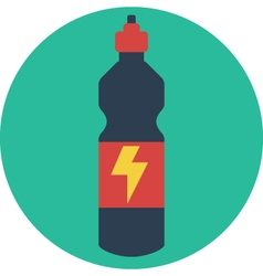 Energy drink vector