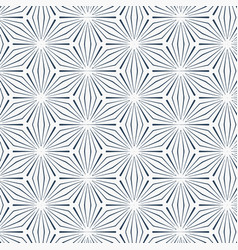 Pattern made with abstract lines vector