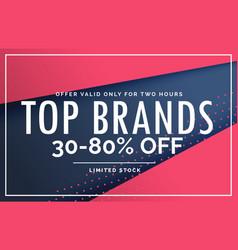 Sale discount voucher template design poster vector