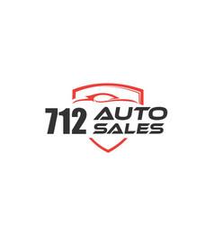 Automotive car logo vector