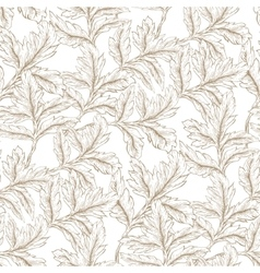Leaves background seamless vector