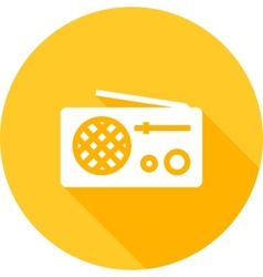Radio set vector