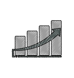 Increasing stats symbol vector
