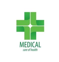 Logo medical vector