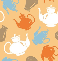 Teapattern vector