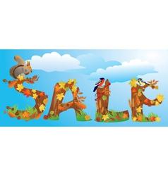 Word sale vector