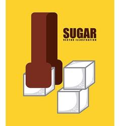 Sugar product vector