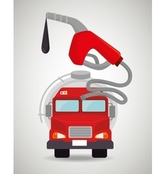 Petroleum industry design vector
