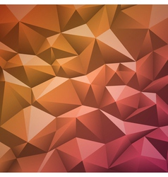 abstract low-poly paper background vector image
