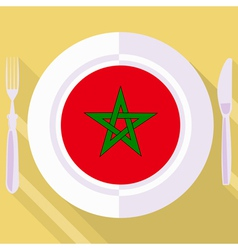 Kitchen of morocco vector