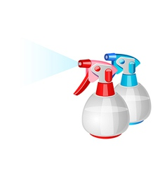 Icon water spray vector