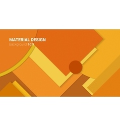 Abstract material design background vector
