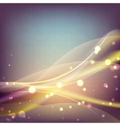 Abstract dreamy background vector