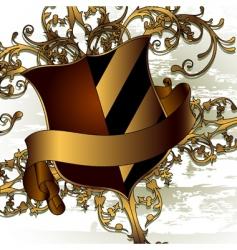 shield modern vector image