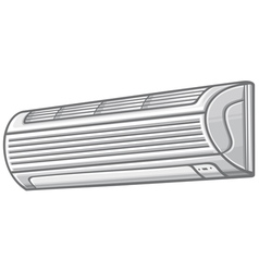 air conditioner vector image vector image