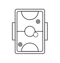 Air jockey design vector