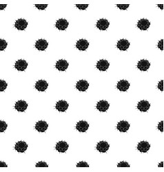 Atomic explosion pattern vector