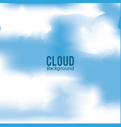 Cloud design wheater icon colorful vector