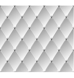 Abstract rhombus seamless pattern vector