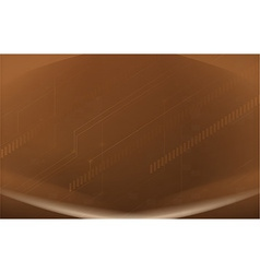 A brown background vector