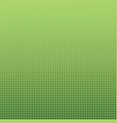Mint square grid background vector