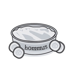 Hummus vector
