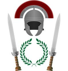 roman glory third variant vector image vector image