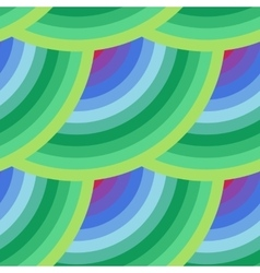 Seamless abstract pattern of elements in vector