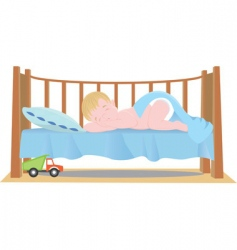 sleep vector image