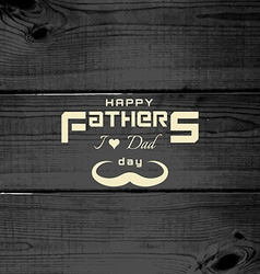 Fathers day badges logos and labels for any use vector