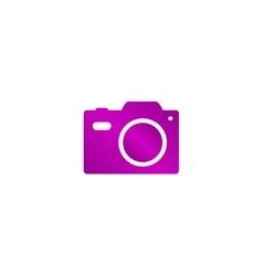 Camera - icon vector