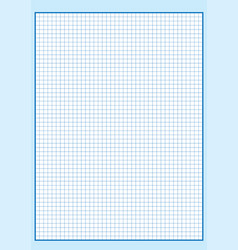 Engineering graph paper printable graph paper vect vector
