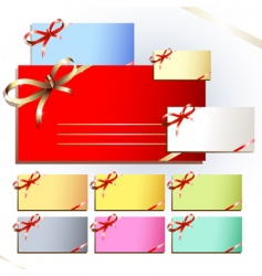 gift time vector image