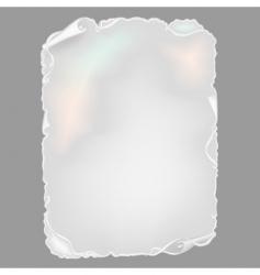 wedding announcement vector image vector image