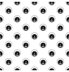 Small speedometer pattern simple style vector