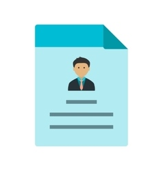 User profile vector