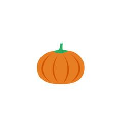 flat icon pumpkin element of vector image vector image
